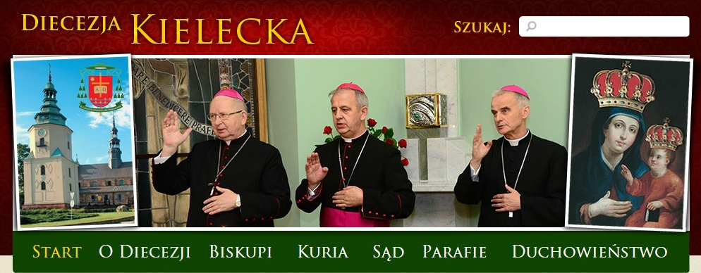 Logo Diecezja Kielecka