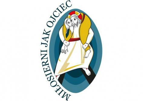 Logo Rok Miłosierdzia