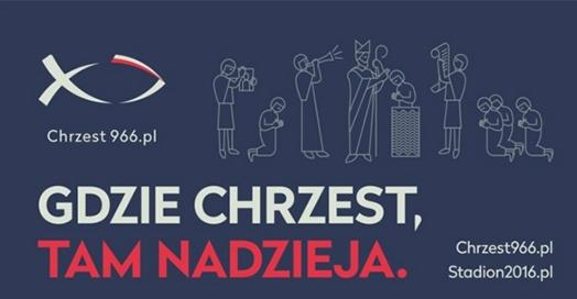 Jubileusz chrztu Polski